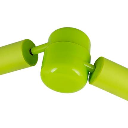 "Эспандер ""Atemi"" для ног ""Thigh Master"", зеленый"
