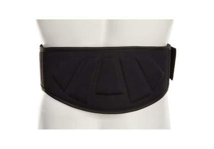 Пояс для тяжелоатлета (широкий), черный, размер XL
