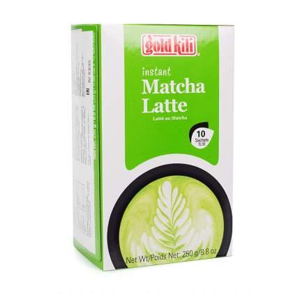 Напиток чайный Матча  латте Gold Kili, 10 х 25 г Сингапур