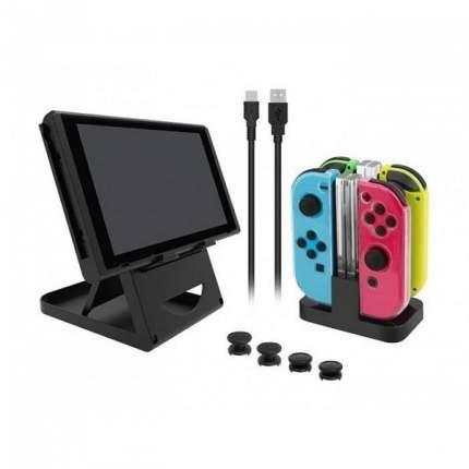 Набор аксессуаров DOBE Game&Charging Kit TNS-18115 для Nintendo Switch