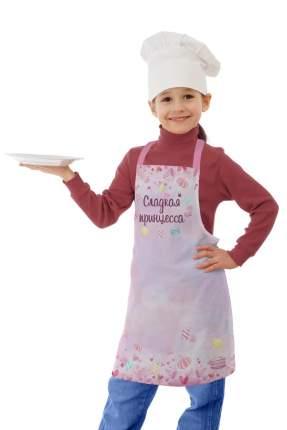 Фартук детский IQ Dekor Сладкая принцесса для девочки