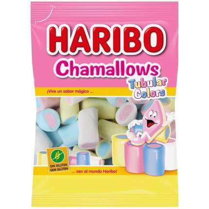 Шамеллоус Haribo цветные трубочки 90 г