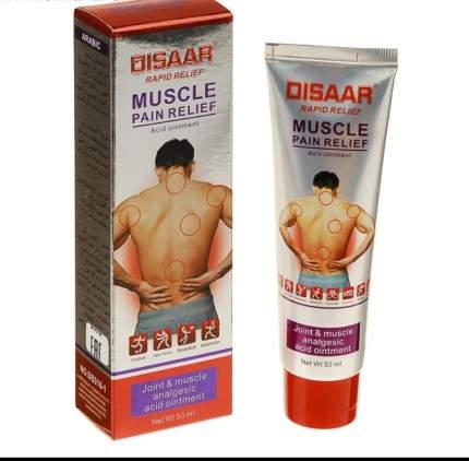 Крем для тела ТМ Disaar Muscle Pain Relief 50 мл.