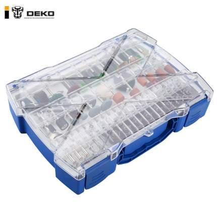 Насадки для гравера в наборе 268 предметов DEKO DH01 065-0746