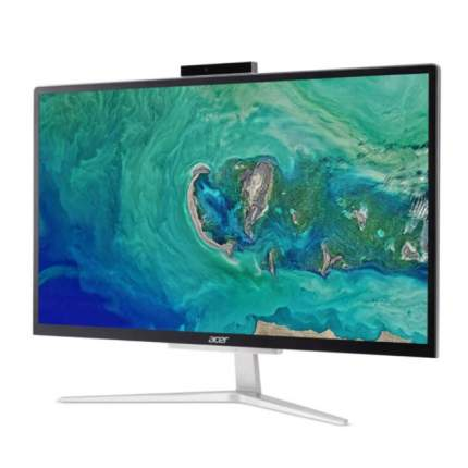 Моноблок Acer Aspire C22-820 (DQ.BDXER.005) Silver