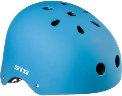 Велосипедный шлем STG MTV12, blue, M