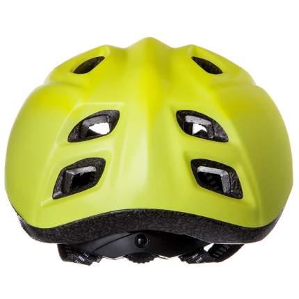 Велосипедный шлем STG HB8-4, yellow, M