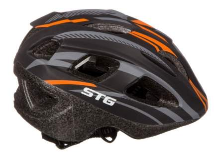 Велосипедный шлем STG HB3-5_B, black, XS