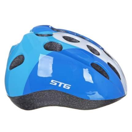 Велосипедный шлем STG Х66775, blue, S