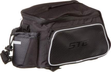 Велосипедная сумка STG Х88301 черная