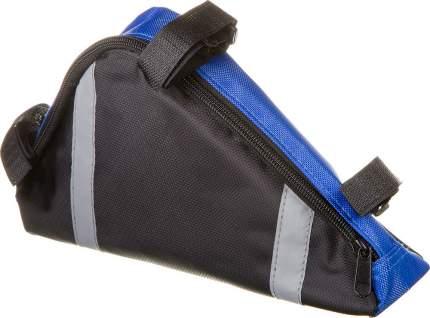 Велосипедная сумка STG Х88294 синяя/черная