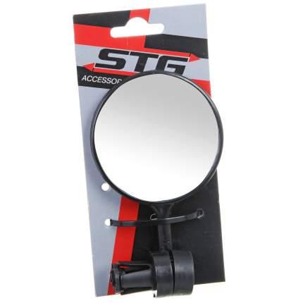 """Зеркало заднего вида """"STG JY-9"""", крепление в руль"""