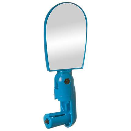 Зеркало для велосипеда, арт. Х95410 (синее)