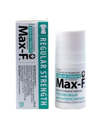 Антиперспирант MAX-F 15% no sweat 50 мл