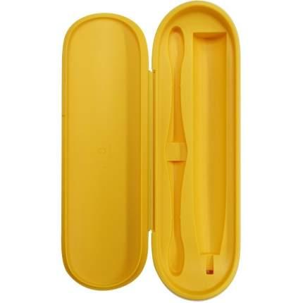 Футляр для электрической зубной щетки Oclean Travel Box желтый