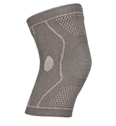 Бандаж ортопедический Комф-Орт К-901, коленный серый