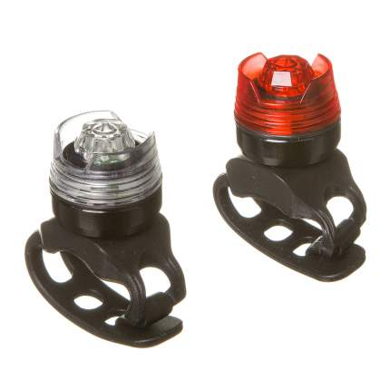 Комплект велосипедных фонарей Stg TL5417