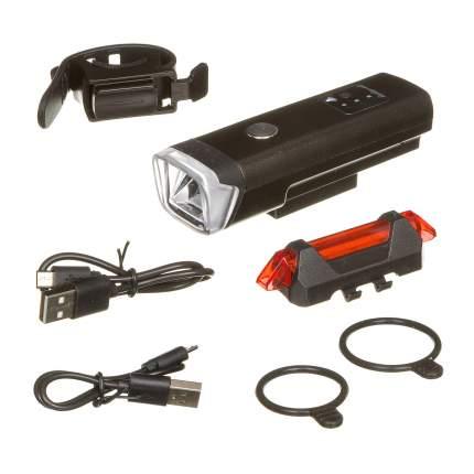 Комплект велосипедных фонарей Stg FL1559+TL5411