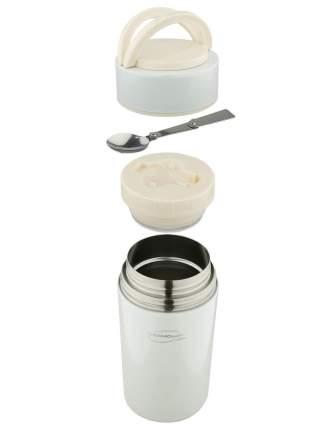 Термос Thermos ThermoCafe Arctic-1000FJ, белый, 1 л