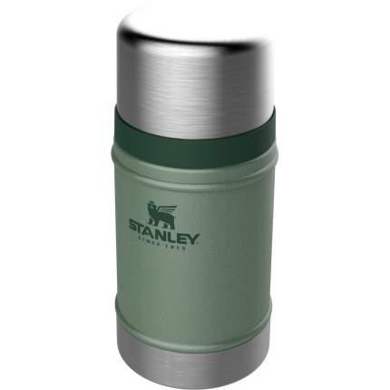 Термос Stanley The Legendary Classic Food Jar 10-07936-003, зеленый, 0,7 л