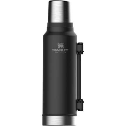 Термос Stanley The Legendary Classic Bottle 10-08265-002, черный, 1,4 л