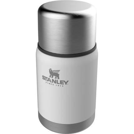 Термос Stanley Adventure Vacuum Food Jar 10-01571-022, белый, 0,7 л