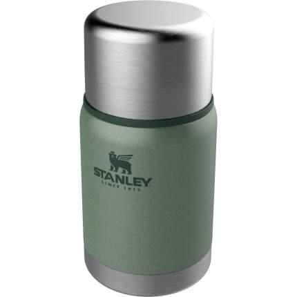 Термос Stanley Adventure Vacuum Food Jar 10-01571-021, зеленый, 0,7 л