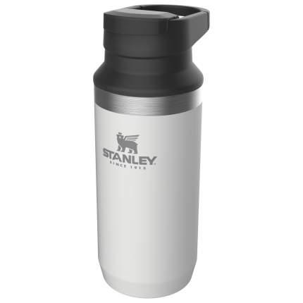 Термос Stanley Adventure Switchback Mug 10-02284-017, белый, 0,35 л