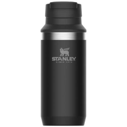 Термос Stanley Adventure Switchback Mug 10-02284-016, черный, 0,35 л