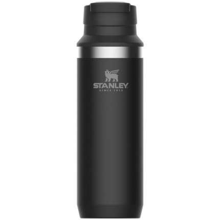 Термос Stanley Adventure Switchback Mug (10-02285-021), черный, 0.47 л