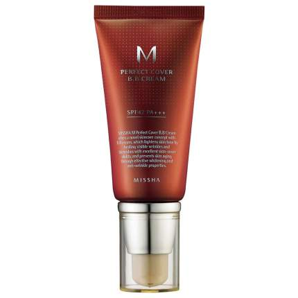 BB крем MISSHA M Perfect Cover BB Cream 23 Natural Beige 50 мл