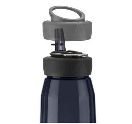 Фляга Salewa Bottles Runner Bottle 1 л синяя