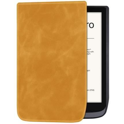 Чехол GoodChoice Soft Shell для Pocketbook 740 Brown