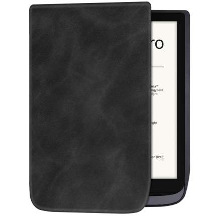 Чехол GoodChoice Soft Shell для Pocketbook 740 Black