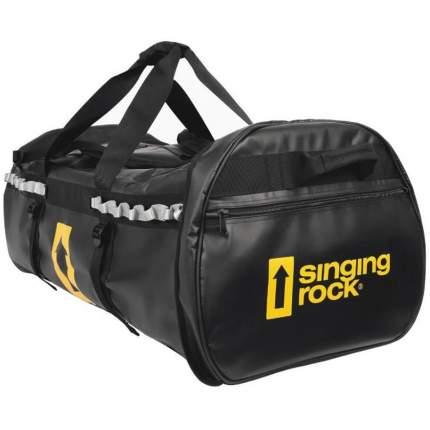 Туристическая сумка Singing Rock Sr Tarp Duffle 120 л black