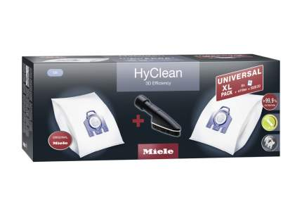 Пылесборник для пылесоса Miele Universal XL pack HyClean 3D GN