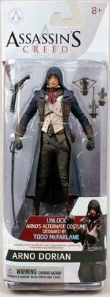 Подвижная фигурка McFarlane Toys Assassin's Creed Series 3 Arno Dorian figura