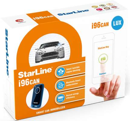 Сигнализация Starline i96CAN Lux SL1I96CANLVW