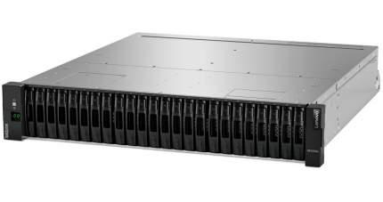 Система хранения данных Lenovo ThinkSystem DE2000H SAS Hybrid Flash Array SFF