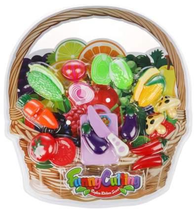 Игровой набор Наша игрушка Овощи 11 предметов NF357-L4
