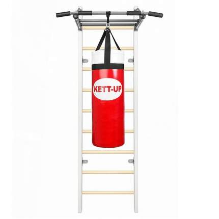 Мешок боксерский KETT-UP  на стропах (5 кг, h - 45 cм)
