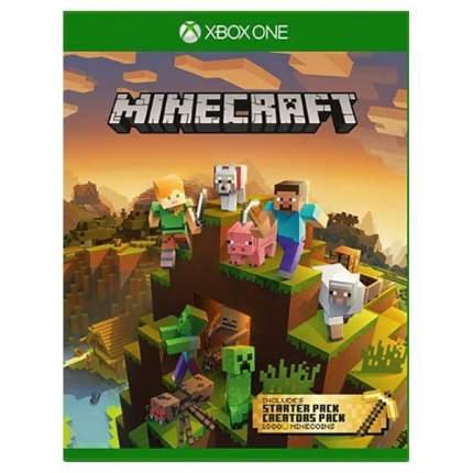 Игра Minecraft Master Collection для Xbox One