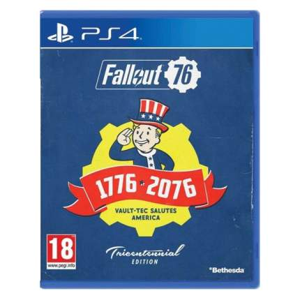 Игра Fallout 76. Tricentennial Edition для PlayStation 4