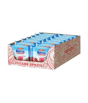 Кисель Русский продукт клюквенный 220 г