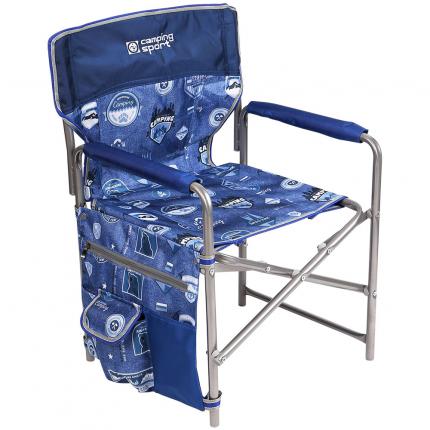 Кресло складное Nika 1 15081674 джинс