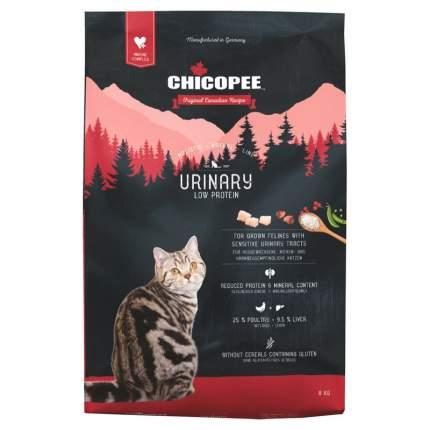 Chicopee HNL Cat Urinary сухой корм для кошек при МКБ 8 кг