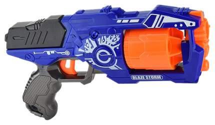 Пистолет Zecong Toys BlazeStorm с мягкими пулями