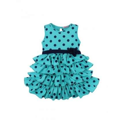 Платье для девочек Bonito kids 3286-01 цв. ментоловый р.110