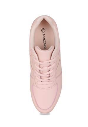 Кроссовки женские T.Taccardi K1818-1C розовые 38 RU