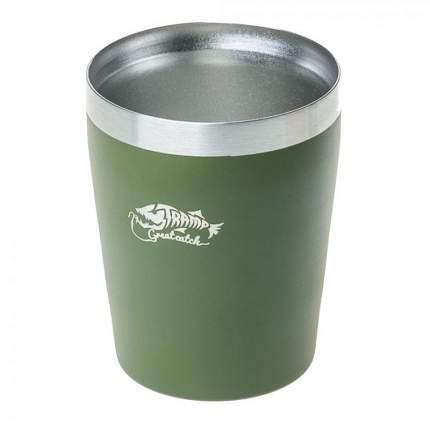 Термостакан Tramp металлический TRC-101 (оливковый, 250мл)